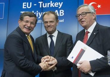 """UE i Turcja mają plan współpracy w celu zahamowania fali migrantów. """"Herkulesowe zadanie"""""""