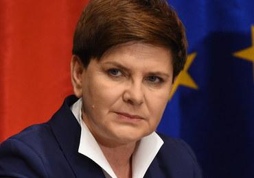 Beata Szydło o rezolucji PE w sprawie sporu wokół TK: Schulz niepotrzebnie podgrzewa atmosferę