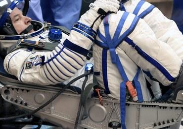 Statek kosmiczny Sojuz TMA-20M połączył się ze stacją ISS