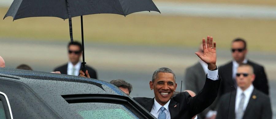 Prezydent USA Barack Obama przyleciał w niedzielę na Kubę. To historyczna wizyta, z którą wiązane są wielkie nadzieje. Amerykański przywódca spędzi na wyspie 3 dni.