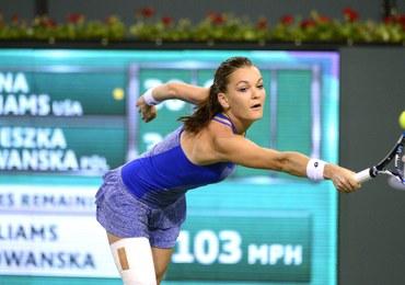 Ranking WTA: Awans Radwańskiej. Liderka jest... tylko jedna