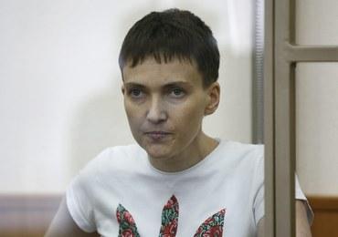 Nadia Sawczenko uznana winną udziału w zabójstwie rosyjskich dziennikarzy w Donbasie