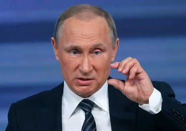 Rosjanie tracą zaufanie do Władimira Putina