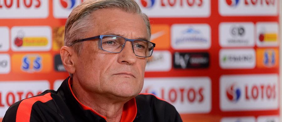 """Selekcjoner piłkarskiej reprezentacji Adam Nawałka z szacunkiem wypowiada się o najbliższym rywalu - Serbii. """"Ta drużyna prezentuje futbol na wysokim poziomie z wieloma indywidualnościami o charakterystyce ofensywnej"""" - powiedział na konferencji przed środowym meczem."""