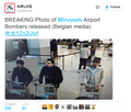 Zamachy w Brukseli: Bomby były w walizkach