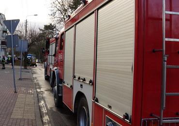 Uszkodzony gazociąg w Śląskiem. Ewakuowano około 150 osób