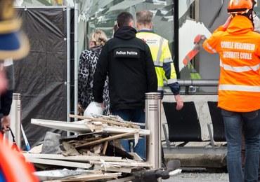 Ostatni SMS zaginionego w Brukseli Brytyjczyka: Jestem bezpieczny