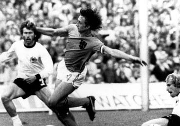 Johann Cruyff nie żyje. Legendarny piłkarz miał 68 lat