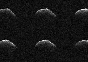 Przeleciała kometa. Zostały po niej tylko zdjęcia...