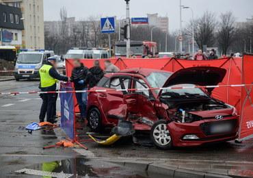 Warszawa: Instruktor nauki jazdy zginął w wypadku