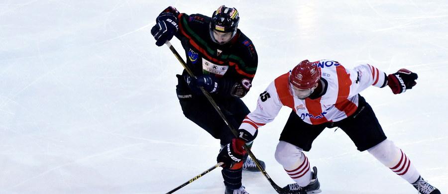 Hokeiści Cracovii zdobyli tytuł mistrzów Polski. Drużyna ze stolicy Małopolski w decydującym meczu finałowym pokonała GKS Tychy 2:1.