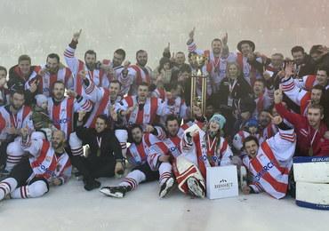 Comarch Cracovia hokejowym mistrzem Polski!