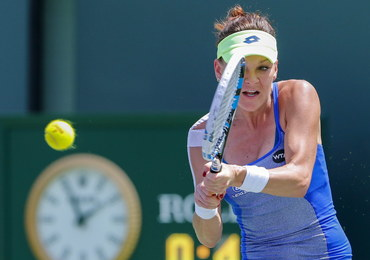 Turniej WTA w Miami: Pewny awans Agnieszki Radwańskiej do 1/8 finału