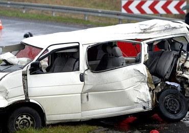 Tragiczne dane od policji: Prawie 200 wypadków, ponad 20 ofiar, setki pijanych
