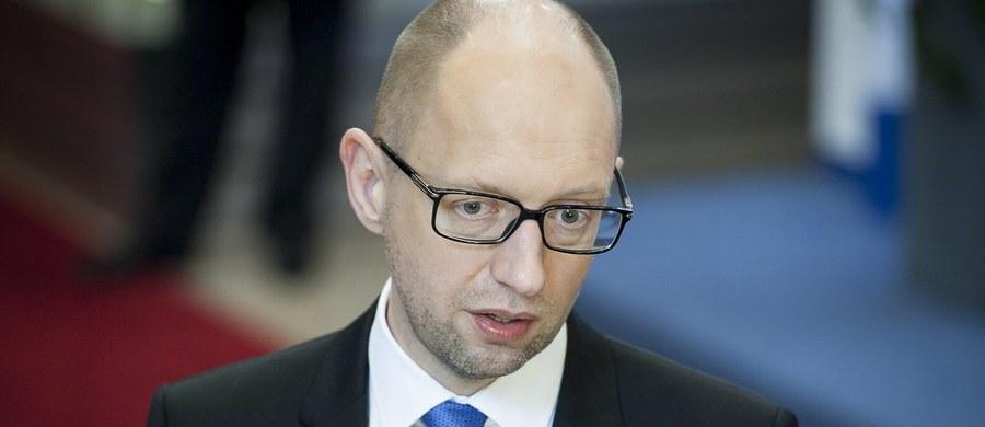 Trzy ugrupowania - prezydencki Blok Petra Poroszenki, Front Ludowy premiera Arsenija Jaceniuka i Batkiwszczyna byłej premier Julii Tymoszenko - porozumiały się w sprawie utworzenia nowej koalicji rządowej na Ukrainie.
