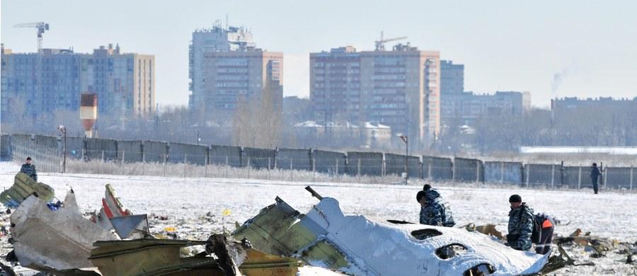 W samolocie pasażerskim FlyDubai, który rozbił się 19 marca na lotnisku w Rostowie nad Donem w południowej Rosji, do chwili zderzenia z ziemią nie stwierdzono żadnych technicznych awarii - podał rosyjski Międzypaństwowy Komitet Lotniczy (MAK). W katastrofie zginęły 62 osoby.