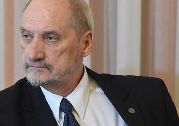 Macierewicz: Komisja smoleńska powołana, bo ujawniono istotne informacje