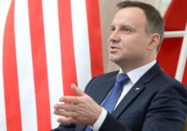 Duda: Do Europy Środkowo-Wschodniej zostanie wysłana brygada wojsk amerykańskich