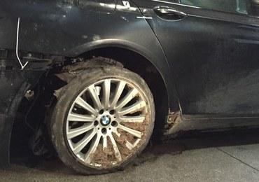 Prokuratura: Opona pękła, bo prezydencka limuzyna najechała na przedmiot leżący na jezdni