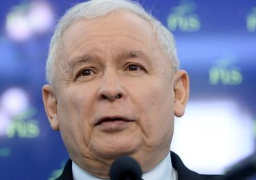 Kaczyński po spotkaniu z liderami partii: To była rozmowa, a nie wojna