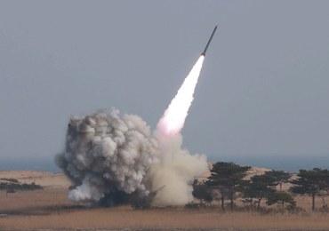 Kolejna prowokacja Korei Północnej. Wystrzeliła pocisk krótkiego zasięgu