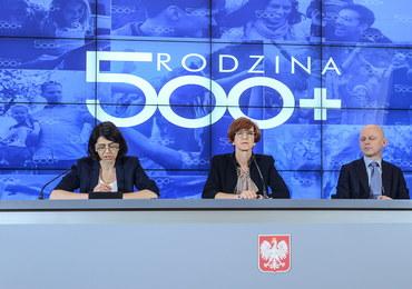 """Anna Streżyńska: Start programu 500 plus """"bardzo udany"""". Już złożono 110 tys. wniosków"""