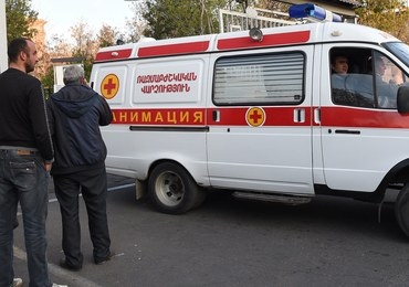 """Azerbejdżan ogłosił """"jednostronny rozejm"""" w rejonie Górskiego Karabachu"""
