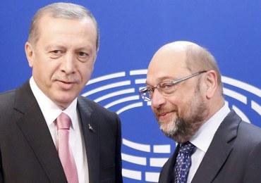 Schulz krytykuje Erdogana: Musimy mu uzmysłowić, że w naszym kraju jest demokracja