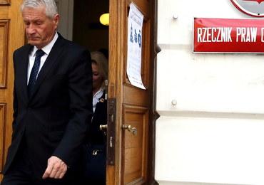 Jagland po spotkaniu z RPO: Chodzi o to, aby TK ponownie podjął swoje obowiązki