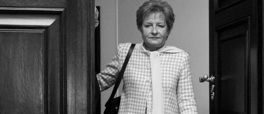 """Zyta Gilowska była polską Margaret Thatcher, """"Żelazną Damą"""" polskich finansów i polskiej polityki – wspomina były premier Kazimierz Marcinkiewicz. Zyta Gilowska zmarła we wtorek w nocy w wieku 66 lat. Gilowska była ministrem finansów w gabinecie Marcinkiewicza."""