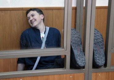 Rosja: Uprawomocnił się wyrok na Sawczenko