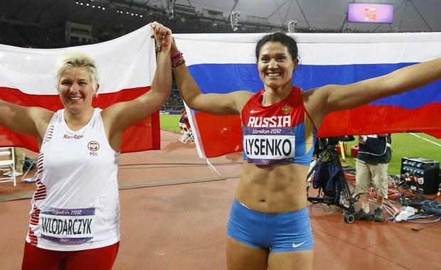 Mistrzyni olimpijska w rzucie młotem Tatiana Biełoborodowa - znana bardziej pod panieńskim nazwiskiem Łysenko - została zawieszona za stosowanie niedozwolonych środków. Jak poinformowały rosyjskie media, chodzi o próbkę z mistrzostw świata w 2005 roku. Młociarce grozi dożywotnia dyskwalifikacja, ponieważ to jej druga wpadka dopingowa.