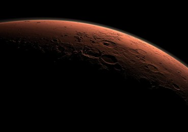 Jest scenariusz, według którego na Marsie mogło powstać życie