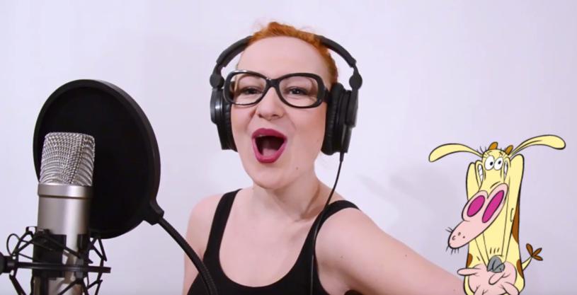 Znana z telewizyjnych programów wokalistka Ewa Szlachcic nagrała kolejny cover głosami różnych animowanych postaci.