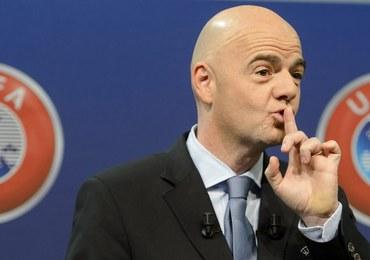 Policja w siedzibie UEFA. Zabezpieczono dokumenty dot. sprzedaży praw do transmisji meczów