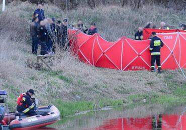 Dziś mamy się dowiedzieć, czyje ciało znaleziono wczoraj w Warcie
