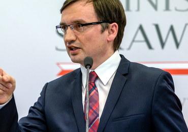 KRS krytykuje działania Zbigniewa Ziobry: Próba wywierania wpływu i zastraszania sędziów TK