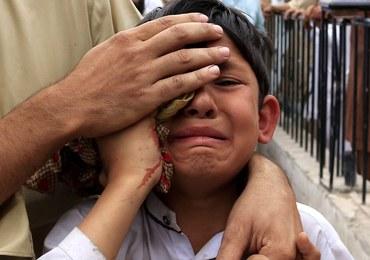 Trzęsienie ziemi w Pakistanie. Ludzie modlili się na ulicach