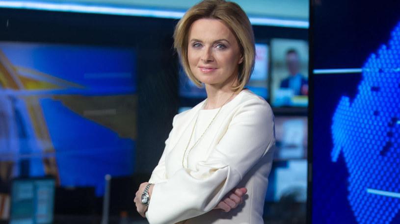 """Jolanta Pieńkowska została nową prowadzącą program TVN24 BiS - """"Fakty z Zagranicy"""". Dziennikarka zadebiutuje w nowej roli już w poniedziałek, 11 kwietnia."""