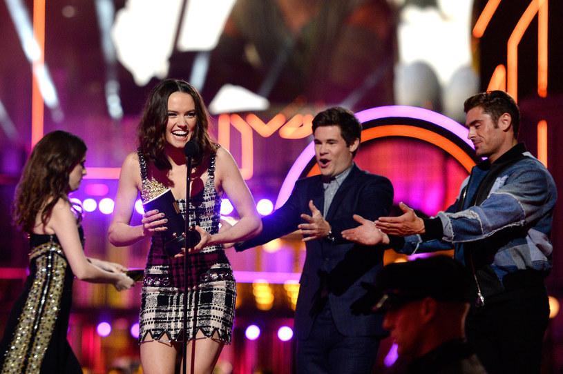 """Film """"Gwiezdne Wojny: Przebudzenie mocy"""" okazał się największym wygranym tegorocznej gali wręczenia filmowych nagród MTV. Obraz w reżyserii J.J. Abramsa otrzymał aż trzy statuetki."""