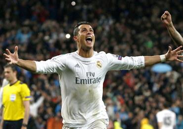 Liga Mistrzów: Popis Ronaldo, awans Realu i Manchesteru City