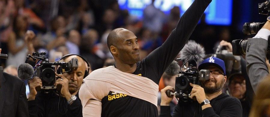 To będzie bardzo sentymentalna noc dla kibiców basketu. Kobe Bryant rozegra swój ostatni mecz w karierze. Los Angeles Lakers zagrają w nim z Utah Jazz. O rekordowe zwycięstwo powalczą za to koszykarze Golden State Warriors, którzy u siebie zagrają z Memphis Grizzlies.