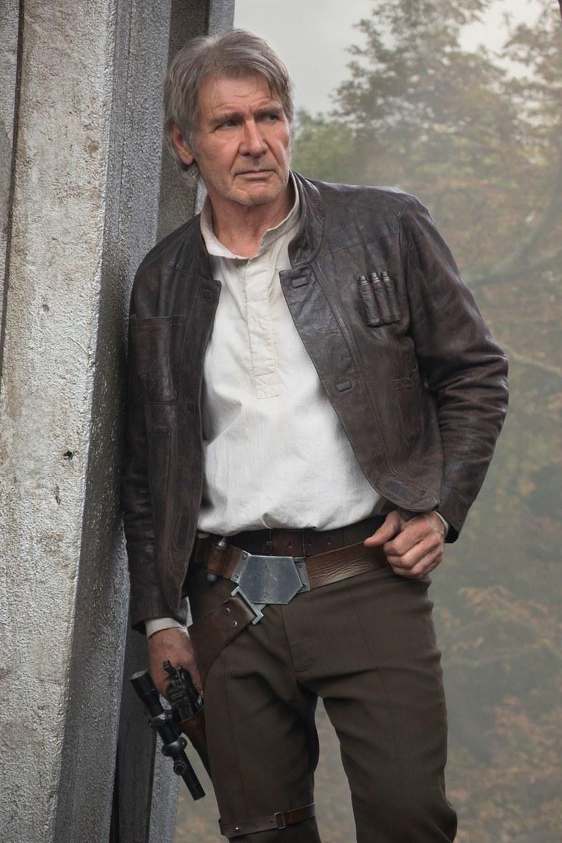 """Skórzana kurtka, w której Harrison Ford wystąpił w najnowszej części """"Gwiezdnych wojen"""" została zlicytowana za 191 tys. dolarów. Pieniądze z aukcji trafią do instytucji, która zajmuje się badaniami nad lekarstwem na epilepsję. Na tę chorobę cierpi córka aktora."""