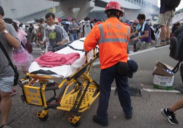 Dźwig przewrócił się na budynek dla robotników. 18 osób nie żyje