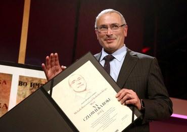"""Chodorkowski powraca na listę najbogatszych według """"Forbesa"""""""