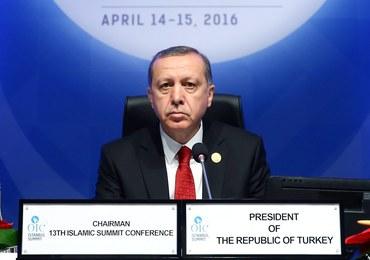 Prezydent Turcji: Kraje muzułmańskie stworzą wspólną organizację do walki z terroryzmem