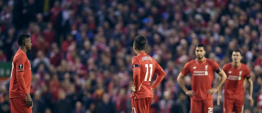 Liverpool, który choć przegrywał 0:2 i 1:3, pokonał Borussię Dortmund 4:3, broniąca trofeum Sevilla Grzegorza Krychowiaka, która po karnych wyeliminowała Athletic Bilbao, inny hiszpański klub - Villarreal oraz Szachtar Donieck to półfinaliści piłkarskiej Ligi Europejskiej. Przed rozpoczęciem ćwierćfinałów największe emocje budziła rywalizacja Borussii z Liverpoolem, prowadzonym przez jej niedawnego trenera Juergena Kloppa. Remis 1:1 przed tygodniem w Niemczech sprawił, że faworytem rewanżu wydawał się zespół angielski, ale to rywale, z Łukaszem Piszczkiem w składzie, odnotowali wymarzony początek.