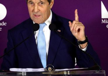 Kerry o incydencie na Bałtyku: Ludzie muszą zrozumieć, że to poważna sprawa