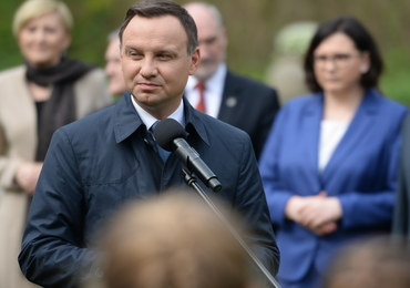 Duda na czele rankingu zaufania wśród polityków, zaraz za nim Szydło i Kukiz