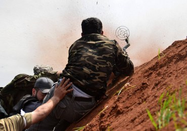 Państwo Islamskie zyskuje w Syrii. Islamiści podbili 18 wiosek